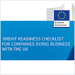 Brexit Readiness Checklist for Companies