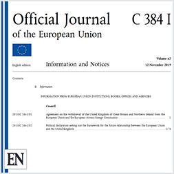 EU-UK Withdrawal Agreement